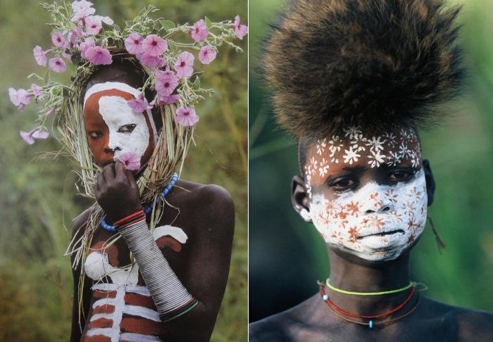 Африканский гламур