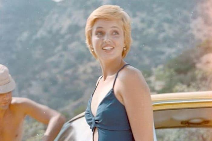 Светлана Аманова в роли Тани Пеговой в фильме *Спортлото-82*, 1982 | Фото: videoboom.cc