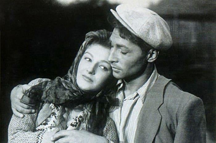 Кадр из фильма *Дело было в Пенькове*, 1957 | Фото: kino-teatr.ru
