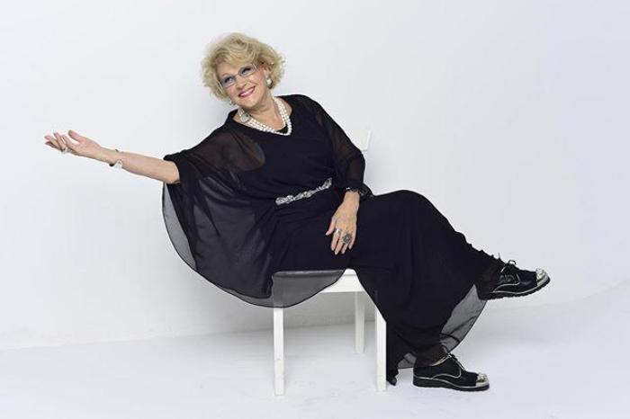 Актриса, сценарист и режиссер Светлана Дружинина   Фото: eva.ru