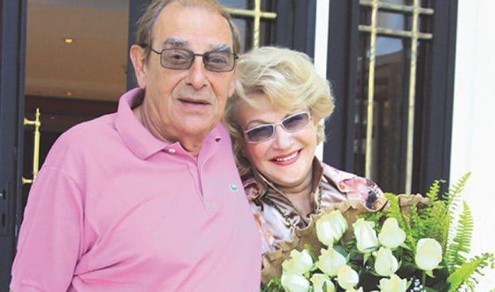 Светлана Дружинина и ее муж, Анатолий Мукасей | Фото: uznayvse.ru