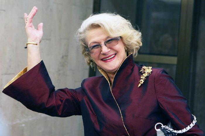 Актриса, сценарист и режиссер Светлана Дружинина | Фото: rusunion.com