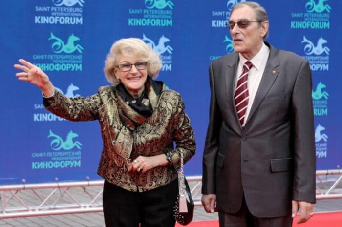 Светлана Дружинина и ее муж, Анатолий Мукасей | Фото: aif.ru