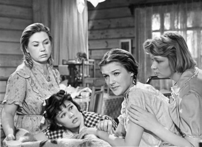 Кадр из фильма *Девчата*, 1961   Фото: kino-teatr.ru