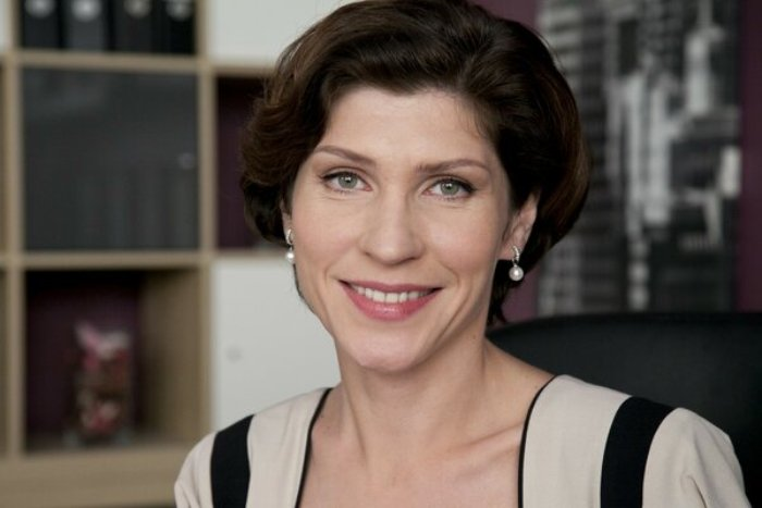 Актриса, которую французы называли российской Фанни Ардан | Фото: paparazzii.ruа