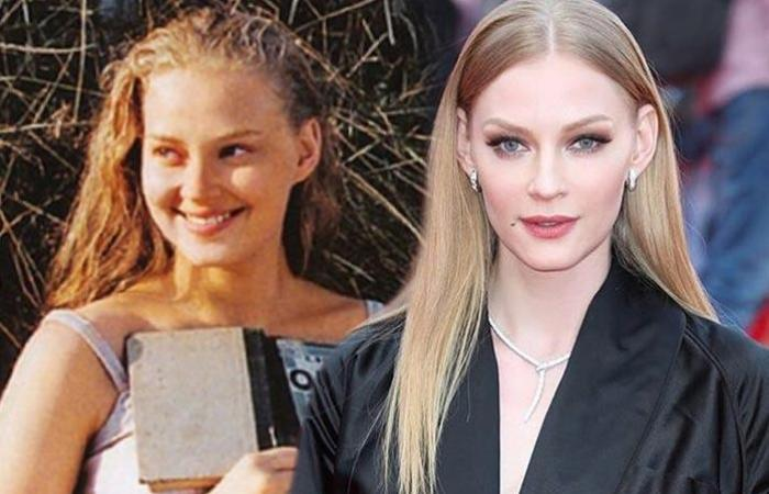 Светлана Ходченкова в начале своей актерской карьеры и сейчас   Фото: teleprogramma.pro