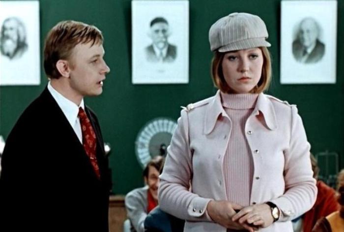 Кадр из фильма *Большая перемена*, 1972-1973 | Фото: moscvichka.ru