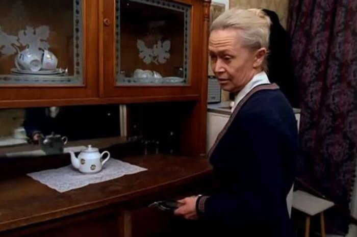 Светлана Немоляева в фильме *Небеса обетованные*, 1991 | Фото: aif.ru