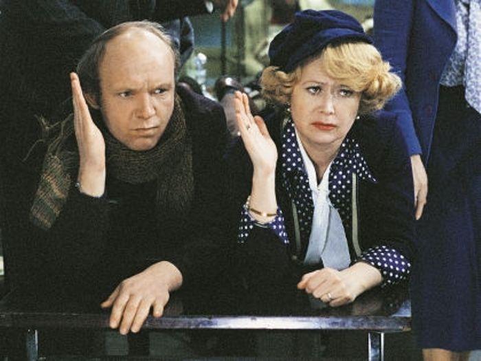 Кадр из фильма *Гараж* 1979 | Фото: kino-teatr.ru