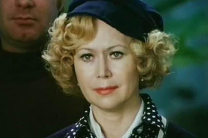 Светлана Немоляева в фильме *Гараж*, 1979   Фото: kino-teatr.ru
