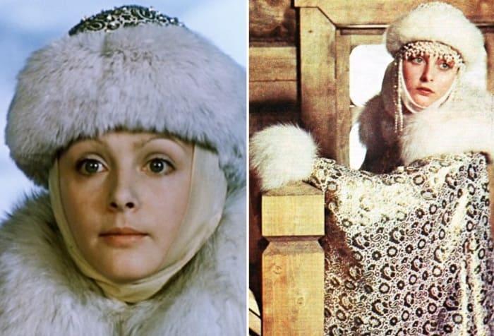 Светлана Орлова в фильме *Ледяная внучка*, 1980 | Фото: kino-teatr.ru