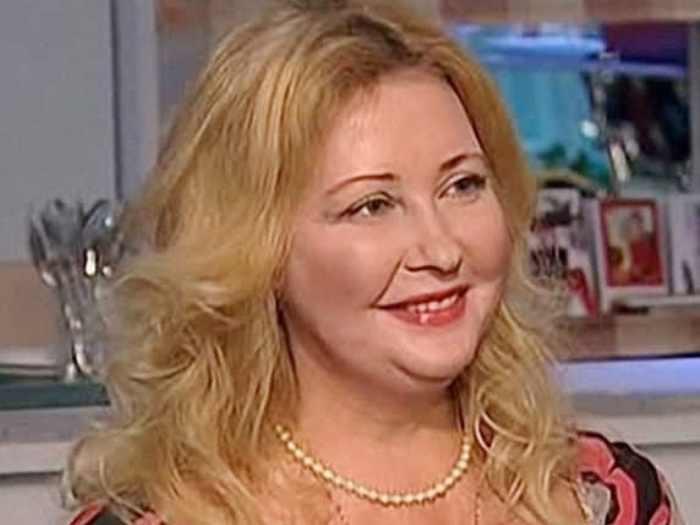 Актриса в наши дни   Фото: biographe.ru