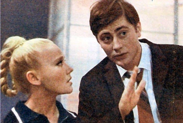 Кадр из фильма *Семь стариков и одна девушка*, 1968 | Фото: kino-teatr.ru