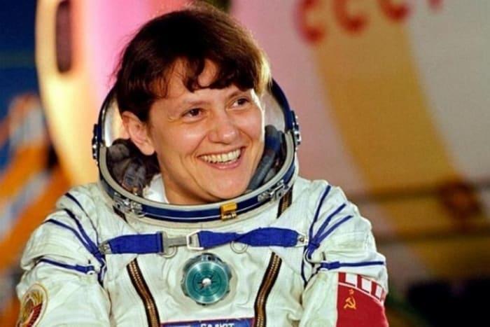Первая женщина-космонавт, которая вышла в открытый космос | Фото: 24smi.org