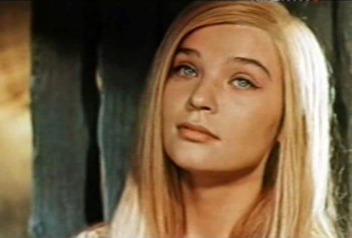 Светлана Светличная в фильме *Герой нашего времени*, 1965 | Фото: kino-teatr.ru