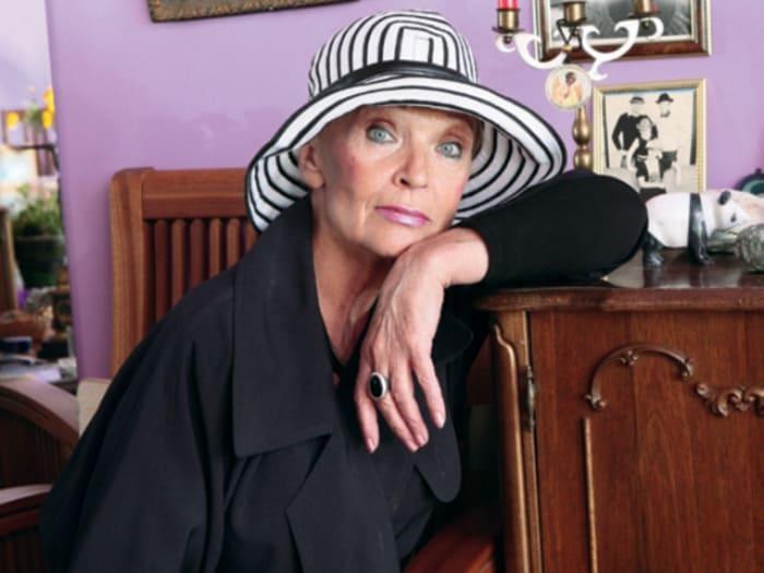 Заслуженная артистка РСФСР Светлана Светличная | Фото: interviewmg.ru