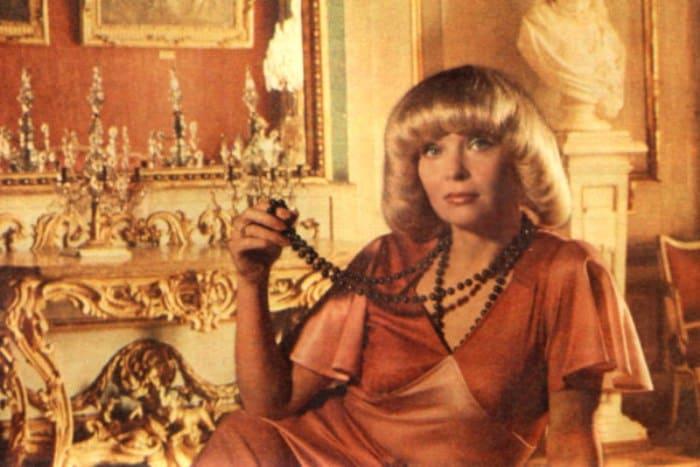 Светлана Светличная в журнале *Спутник кинозрителя*, 1979 | Фото: kino-teatr.ru