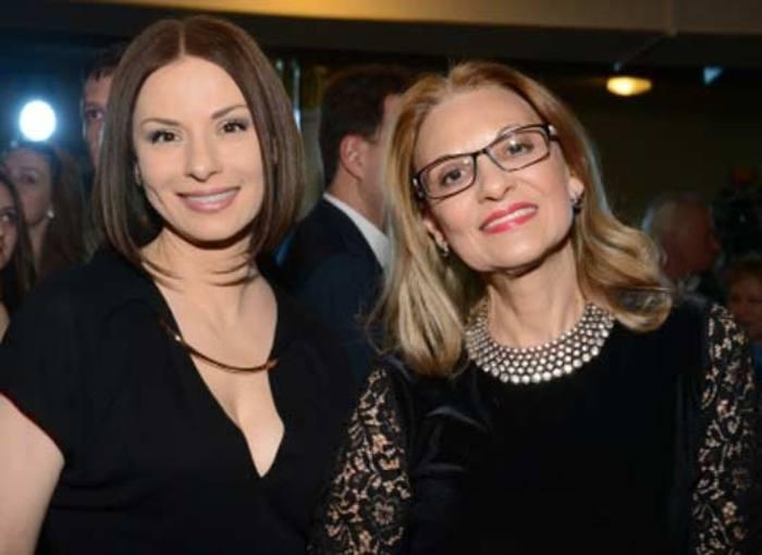 Светлана Тома и ее дочь Ирина Лачина | Фото: stuki-druki.com