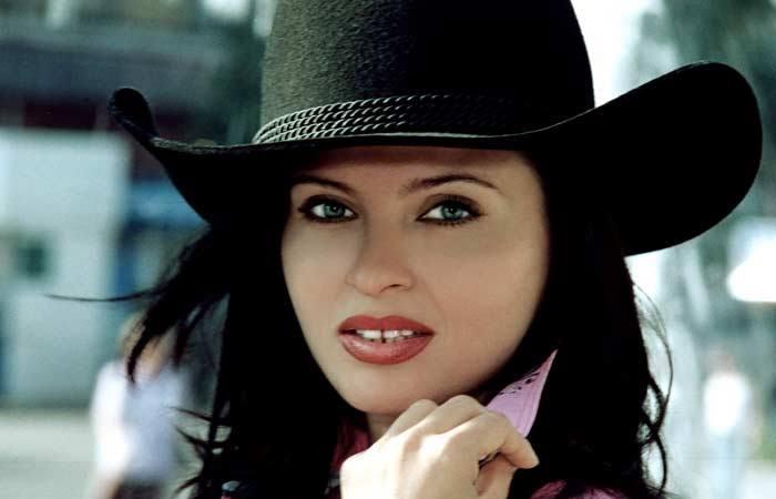 Популярная в 1990-х гг. певица Светлана Владимирская | Фото: mvclip.ru