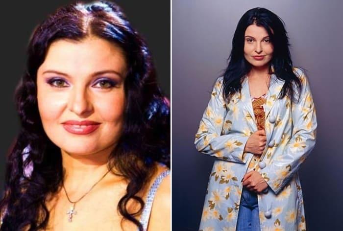Певица, которая ушла из шоу-бизнеса ради жизни в религиозной общине | Фото: muzrestor.ru и naitimp3.ru