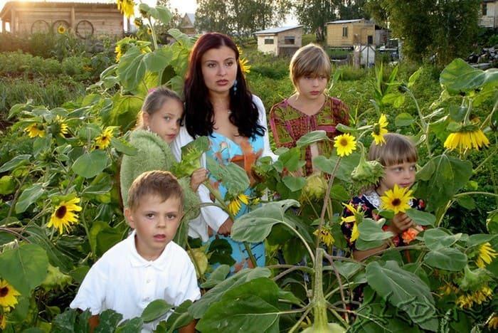 Певица с детьми | Фото: woman.ru