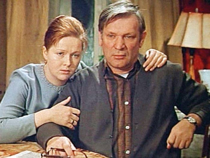 Наталья Гундарева и Петр Вельяминов в фильме *Сладкая женщина*, 1976 | Фото: allgrach.livejournal.com