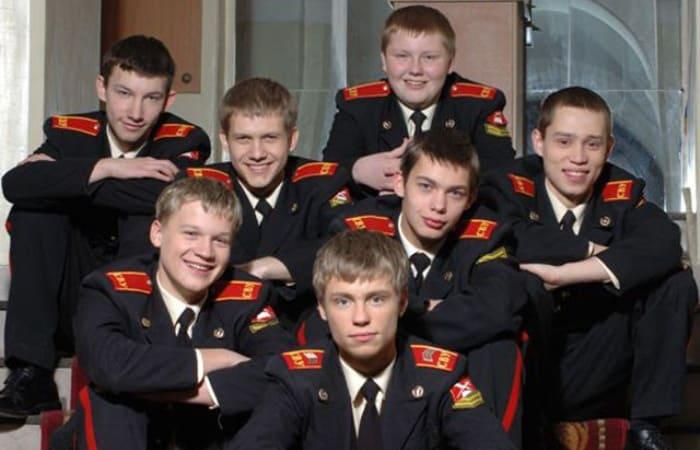 Герои сериала *Кадетство* | Фото: life.ru