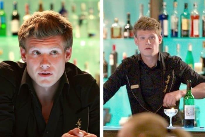 Виктор Хориняк в 1-м и 6-м сезонах *Кухни* | Фото: vokrug.tv