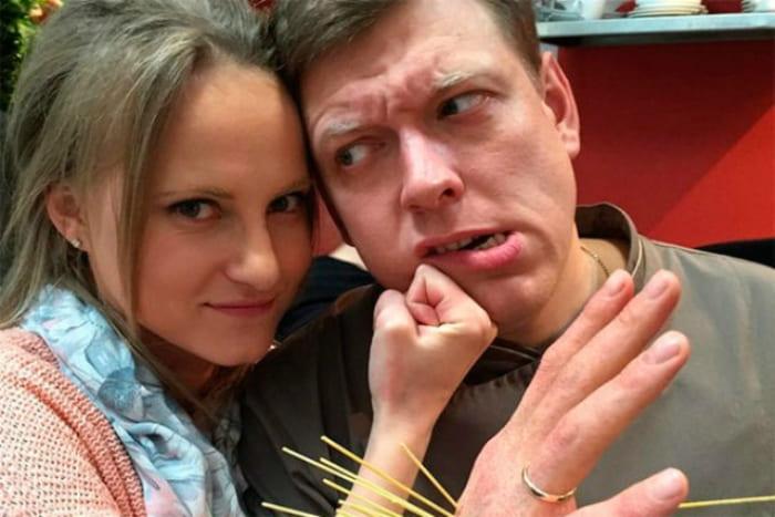 Анна Бегунова и Сергей Лавыгин | Фото: 24smi.org