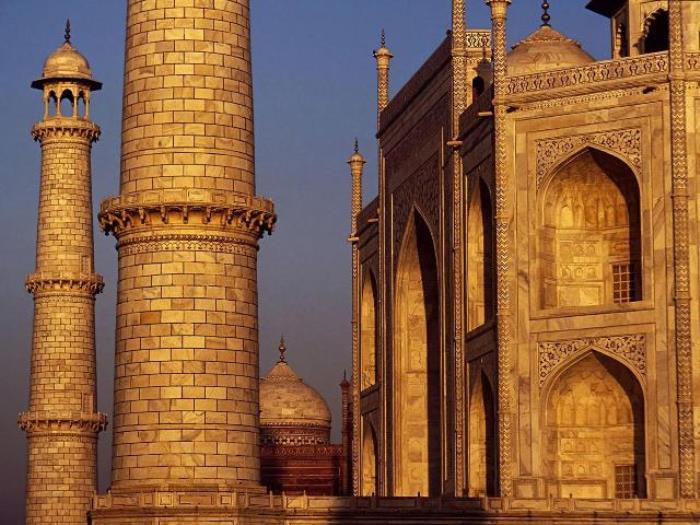 Самая знаменитая архитектурная достопримечательность Индии – Тадж-Махал | Фото: liveinternet.ru