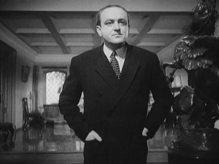 Кадр из фильма *Секретная миссия*, 1950 | Фото: liveinternet.ru