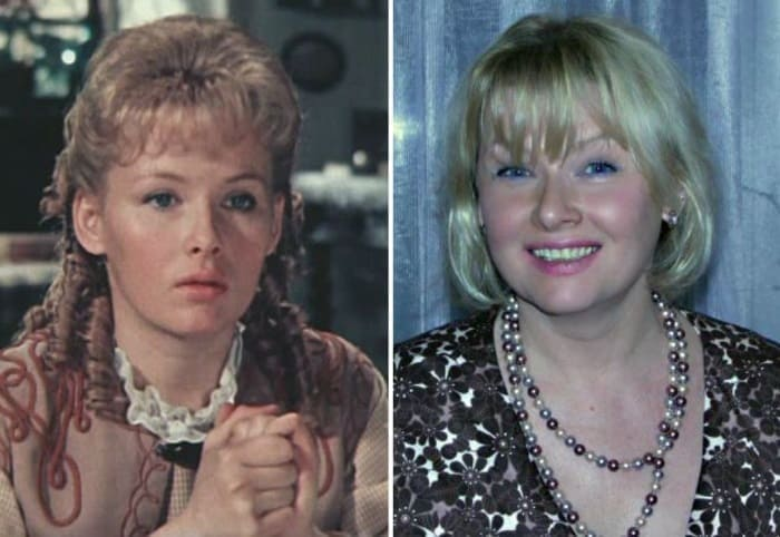 Роль леди Гленарван стала визитной карточкой актрисы Тамары Акуловой | Фото: kino-teatr.ru