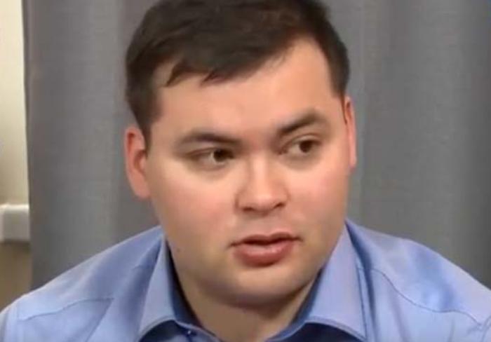 Сын Тамары Акуловой и Эльера Ишмухамедова Дмитрий | Фото: oren.ru