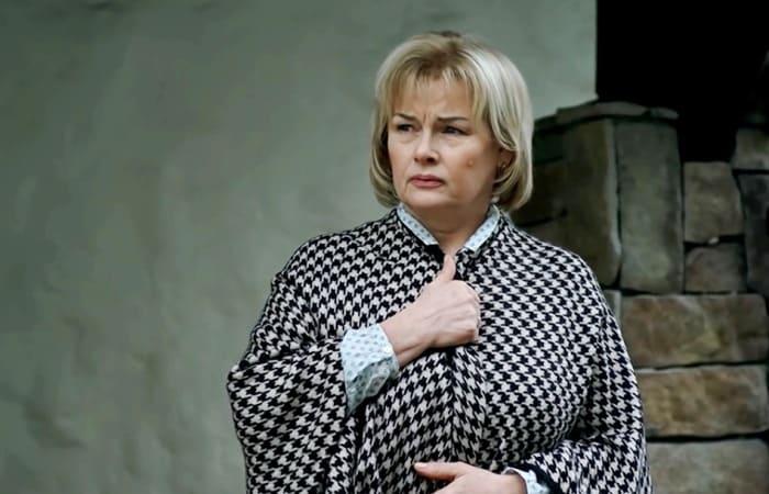 Тамара Акулова в сериале *Нераскрытый талант-3*, 2018 | Фото: kino-teatr.ru
