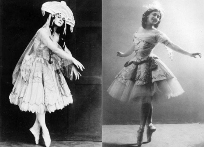 Одна из самых красивых танцовщиц Мариинского театра | Фото: liveinternet.ru и pinme.ru