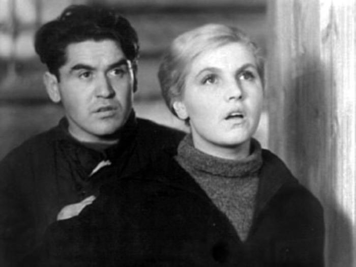 Кадр из фильма *Семеро смелых*, 1936 | Фото: kino-teatr.ru