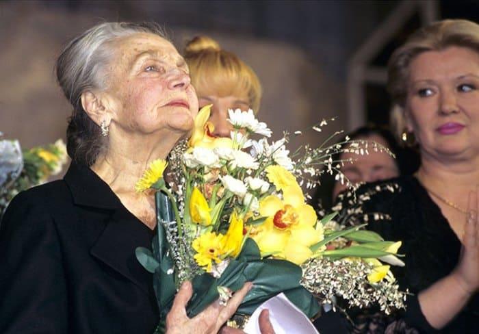 Народная артистка СССР Тамара Макарова | Фото: nastroenie.tv