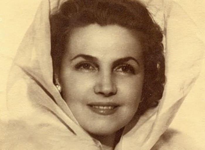 Народная артистка СССР Тамара Макарова | Фото: kino-teatr.ru