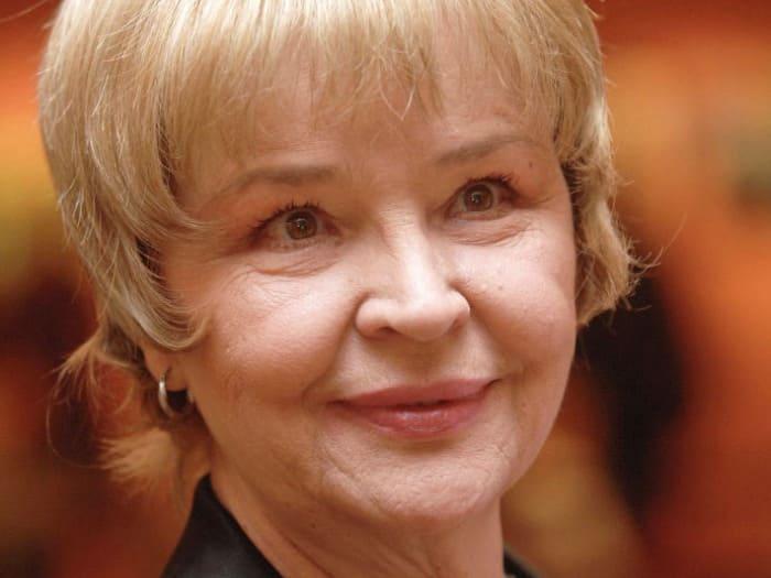Народная артистка РСФСР Тамара Семина | Фото: kino-teatr.ru