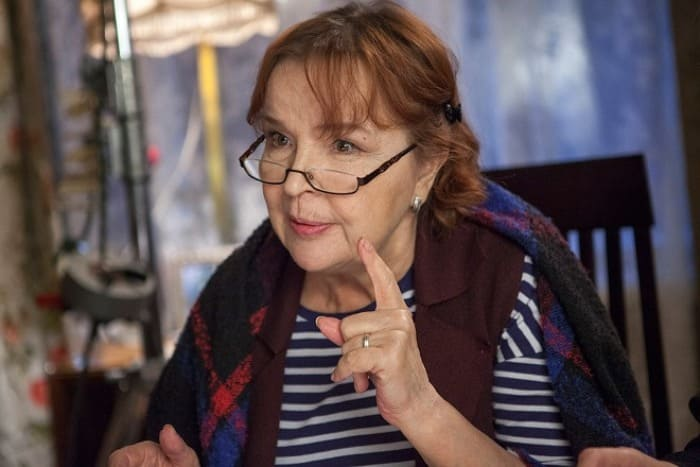 Тамара Семина в фильме *Королева Марго*, 2017 | Фото: kino-teatr.ru