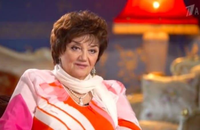 Народная артистка СССР Тамара Синявская   Фото: starhit.ru