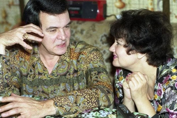 Муслим Магомаев и Тамара Синявская   Фото: classicalmusicnews.ru