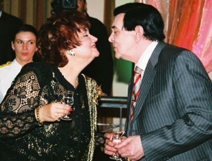Муслим Магомаев и Тамара Синявская   Фото: kino-teatr.ru