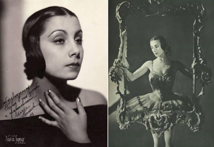 Первая танцовщица, которой удалось стать звездой Голливуда | Фото: liveinternet.ru и inieberega.ru