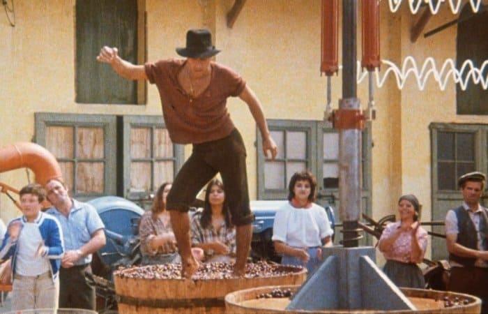Адриано Челентано в фильме *Укрощение строптивого*, 1980 | Фото: liveinternet.ru