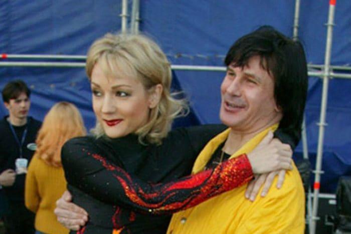 Татьяна Буланова и Николай Тагрин | Фото: uznayvse.ru