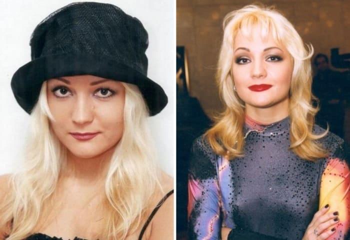 Певица Таня Буланова | Фото: uznayvse.ru, globalmsk.ru