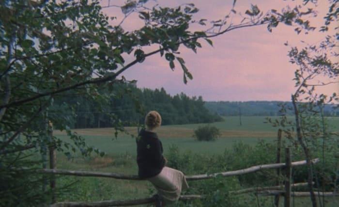 Маргарита Терехова в фильме *Зеркало*, 1974 | Фото: rg.ru