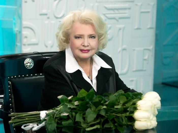 Народная артистка СССР Татьяна Доронина | Фото: kino-teatr.ru