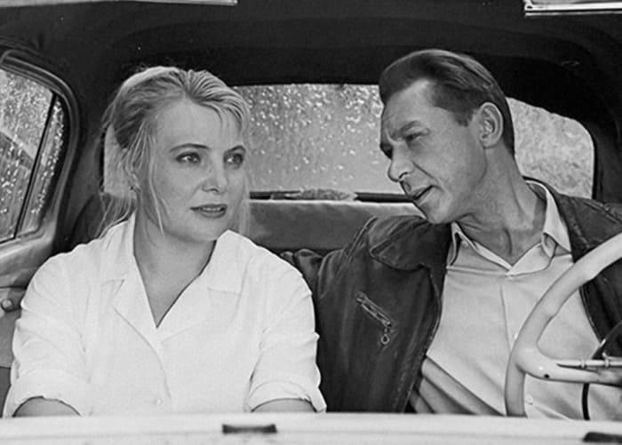 Кадр из фильма *Три тополя на Плющихе*, 1967 | Фото: aif.ru